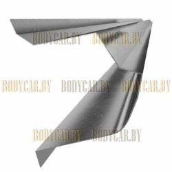 kst117463 250x250 - Правый порог кузова (с верхней проемной частью) OPEL CORSA D 2006-2014 3/5dr (Беларусь)